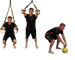 Exercices de cross training